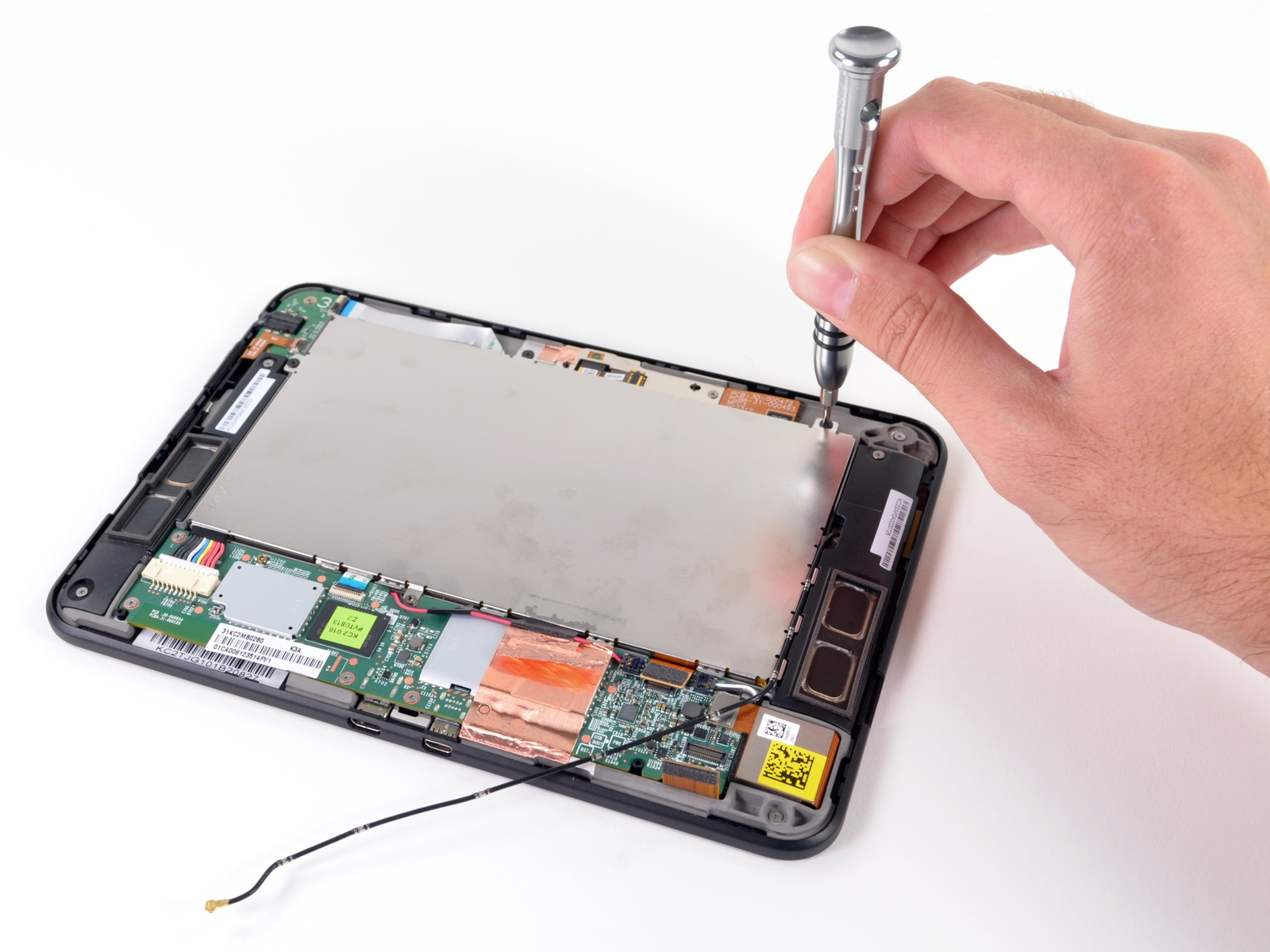 Keypad Problems. Tablet repairs for chip level service.